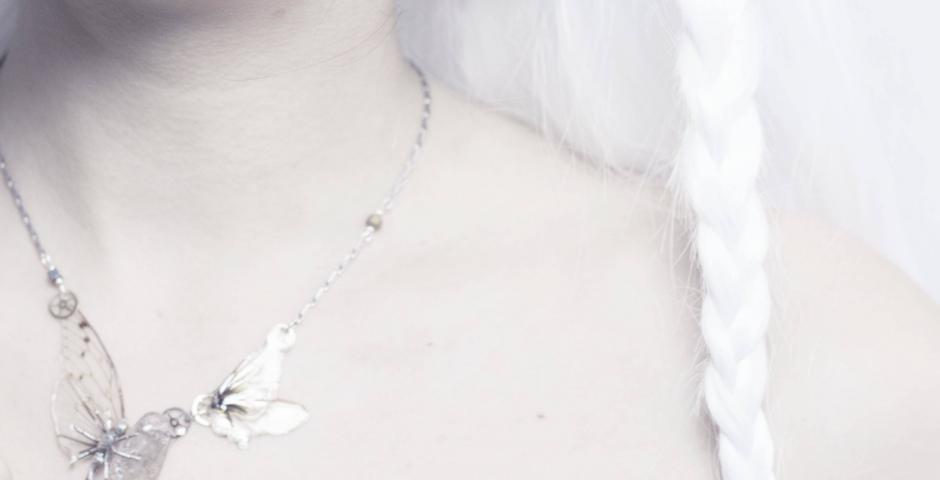Collier Elenore Crystal