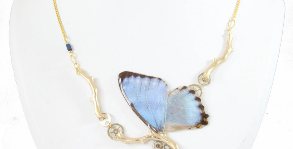 Collier Morpho Grimmy